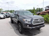 This wonderful 2017 Toyota Tacoma is the rare family