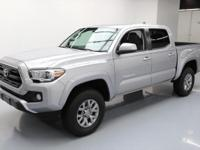 This awesome 2017 Toyota Tacoma comes loaded with the