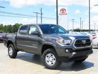 New Arrival! This 2017 Toyota Tacoma SR5  will sell