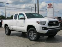 This 2017 Toyota Tacoma SR5  will sell fast! 4-Wheel