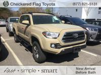 CARFAX One-Owner. Clean CARFAX. Quicksand 2017 Toyota