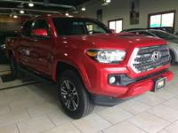 This 2017 Toyota Tacoma SR5 is offered to you for sale