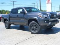 *Bluetooth* This 2017 Toyota Tacoma SR5 is Magnetic