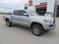 2017 Toyota Tacoma SR5 4D Double Cab SkyWe add to our