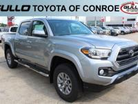 Silver 2017 Toyota Tacoma SR5Let the team at Gullo