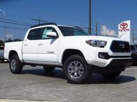 4-Wheel Drive. This Tacoma  has many valuable options!