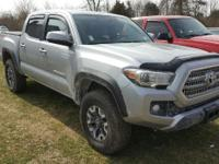 2017 Toyota Tacoma . Serving the Greencastle,