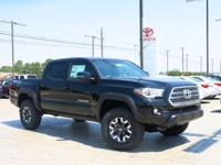 This 2017 Toyota Tacoma TRD Off Road  will sell fast!