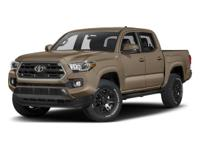CARFAX One-Owner. Clean CARFAX. 2017 Toyota Tacoma RWD