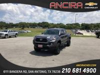 This used Toyota Tacoma SR5 is now for sale in San