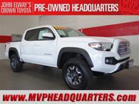 Options:  Rear Wheel Drive|Locking/Limited Slip