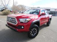 Options:  2017 Toyota Tacoma Trd Off-Road|4X4 Trd
