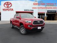 2017 Toyota Tacoma SR5 4WD.Email us or Call and ask for