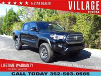 EXCLUSIVE LIFETIME WARRANTY. Village Toyota is very