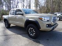 This Tacoma TRD is a One Owner Clean Carfax with V6,