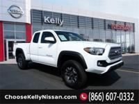 Like New! 4 Wheel Drive, Extended Cab TRD Off-Road