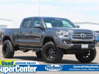 4WD. Clean CARFAX. Awards: * 2017 KBB.com Best Resale
