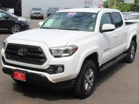 SUPER CLEAN ONE OWNER TOYOTA TACOMA. NEVER USED FOR