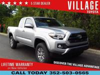 EXCLUSIVE LIFETIME WARRANTY. Village Toyota is proud