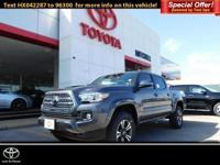 Nav System, Satellite Radio, TRD SPORT PACKAGE, TOW