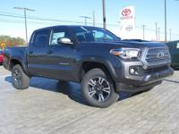This 2017 Toyota TACOMA TRD Sport  will sell fast!!