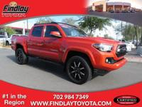 CARFAX 1-Owner, Toyota Certified. TRD Sport trim. FUEL