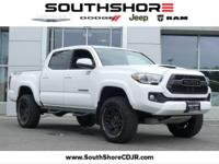 CARFAX One-Owner. Clean CARFAX. 2017 Toyota Tacoma TRD