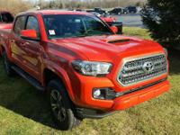 2017 Toyota Tacoma TRD SPORT. Serving the Greencastle,