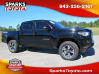 Clean one owner CARFAX * Sparks Certified * TRD Sport *