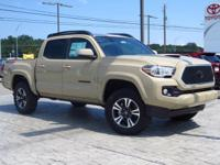 *Navigation* *Bluetooth* This 2017 Toyota Tacoma TRD