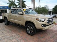 Bluetooth and No accidents Clean Carfax. Tacoma TRD