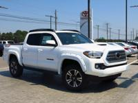 New Arrival! This 2017 Toyota Tacoma TRD Sport  will