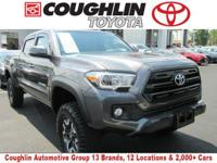 CARFAX One-Owner. Clean CARFAX. This 2017 Toyota Tacoma