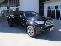 *Low Miles* *This 2017 Toyota Tacoma will sell fast