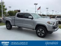 TRD Sport trim. CARFAX 1-Owner. REDUCED FROM $33,975!,