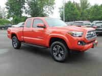 Looking for a clean, well-cared for 2017 Toyota Tacoma?
