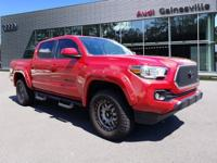 2017 Toyota Tacoma Clean CARFAX. Priced below KBB Fair