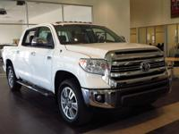 This 2017 Toyota Tundra 4WD 1794 Edition  will sell