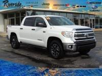 New Price! CARFAX One-Owner. 2017 Toyota Tundra 1794