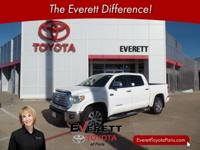 Recent Arrival! New Price! 2017 Toyota Tundra Limited