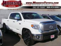 2017 Toyota Tundra Limited  Options:  Trd Off-Road