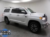 Toyota Certified Used Vehicles Details: * Warranty