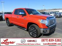 1-Owner New Vehicle Trade! Limited 5.7 V8 Extended Cab