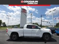 CARFAX One-Owner. Clean CARFAX. This 2017 Toyota Tundra