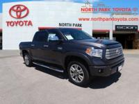 Gray 2017 Toyota Tundra PlatinumLet the team at Gullo