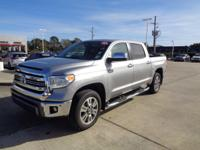 Toyotas full-size Tundra pickup for 2017 remains large