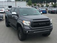 Recent Arrival! 2017 Toyota Tundra Magnetic Gray