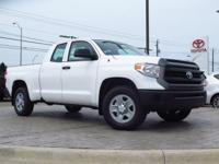New Arrival! This Tundra 2WD  has many valuable