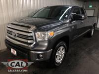 Options:  2017 Toyota Tundra 4Wd Sr Double Cab 8.1' Bed