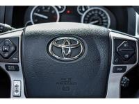 2017 Toyota Tundra Clean CARFAX. CARFAX One-Owner.